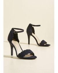 Fortune Dynamic   Have The World By Detail Heel In Onyx   Lyst
