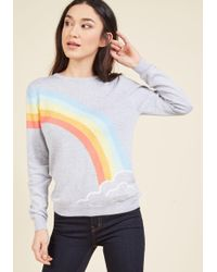 Sugarhill - Keep Under Color Sweater - Lyst