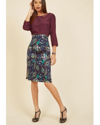 Banned | Cheer In Review Pencil Skirt | Lyst