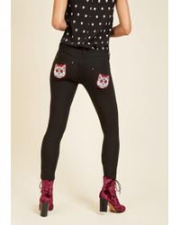 Banned - Hand Me Those Pants In Kitty Calaveras - Lyst