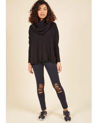 Boom Boom Jeans - Distress The Necessity Leggings - Lyst