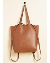 Triple 7 - Two Sides Of The Storage Convertible Bag - Lyst