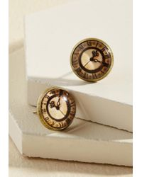 Beijo Brasil - Just A Minute Detail Earrings - Lyst