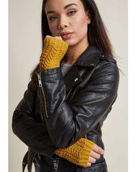 ModCloth - Haute High Five Glovettes - Lyst