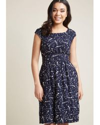 Emily and Fin - Day After Day A-line Dress - Lyst