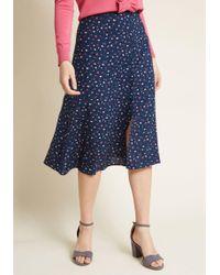 Louche - Classic Tactics A-line Skirt - Lyst