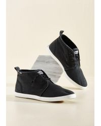 Keds - Meet Your Polo Match Trainer In Black - Lyst