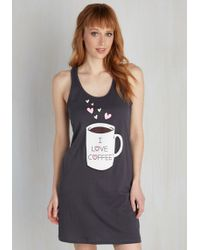 Sleep & Co. - Loving Brew Is Easy Nightgown - Lyst