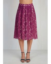 Darling | Reporting For Beauty Skirt | Lyst