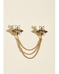 ModCloth | Bee Prepared Collar Pin | Lyst
