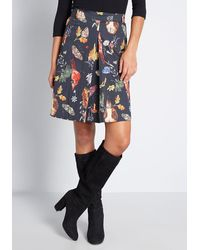 ModCloth - Shake Things Up A-line Skirt - Lyst