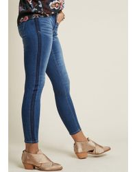 ModCloth - Co-opting Casual Skinny Jeans - Lyst