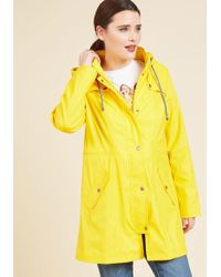 ModCloth - At All Showers Raincoat - Lyst