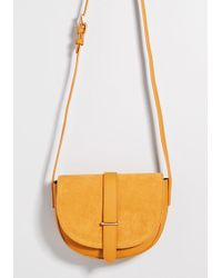ModCloth - Filled With Brilliance Crossbody Bag - Lyst