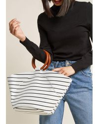 ModCloth - A Day Away Tote Bag - Lyst
