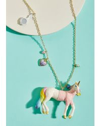 Les Nereides - Fantastical Fantasy Necklace - Lyst