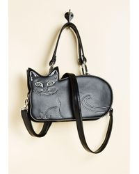 Banned - Cat Stop The Feeling Handbag - Lyst