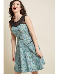 Effie's Heart - Blogging Molly A-line Dress - Lyst
