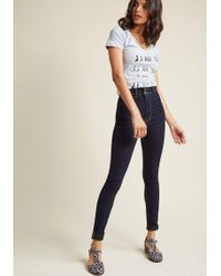 ModCloth - On A Roller Derby Jeans - Lyst