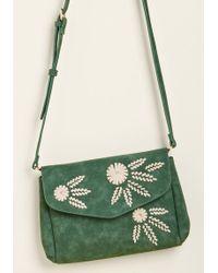 ModCloth | Effortless Appeal Crossbody Bag | Lyst