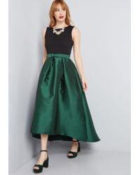 ModCloth - Chic Showstopper Fit And Flare Dress - Lyst