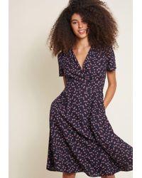 ModCloth - Congenial Charm Shirt Dress - Lyst