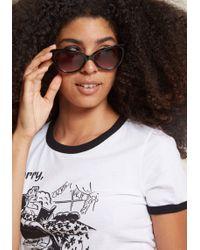 ModCloth - I See You Sunglasses - Lyst