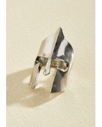ModCloth - No Conquest Ring - Lyst