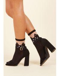 ModCloth - My Style Mews Socks - Lyst