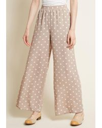 ModCloth - Makes Things Breezier Wide-leg Pants - Lyst