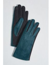 ModCloth - Chic Greetings Texting Gloves - Lyst