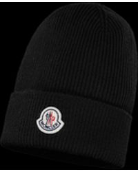 408615a4e3b Lyst - Moncler Men s Cotton Bucket Hat Black in Black for Men