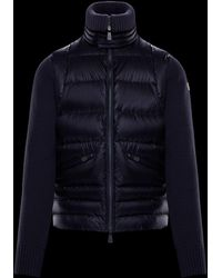 Moncler Grenoble - STRICKJACKE - Lyst