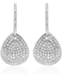 Monica Vinader - Alma Drop Earrings - Lyst