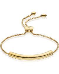 Monica Vinader - Esencia Chain Bracelet - Lyst