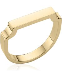 Monica Vinader - Signature Ring - Lyst