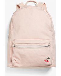 Monki - Pocket Backpack - Lyst