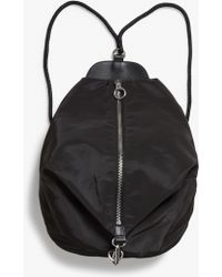Monki - Adjustable Backpack - Lyst