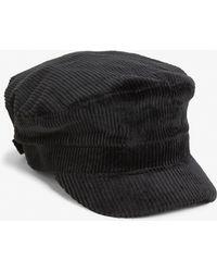 Monki - Baker Boy Cap - Lyst