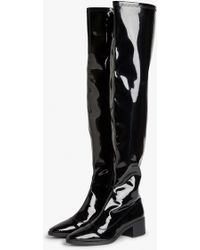 Monki - Over The Knee Boots - Lyst