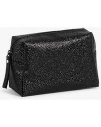 Monki - Glittery Zip Case - Lyst