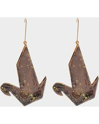 Stella McCartney - Earring Origami - Lyst