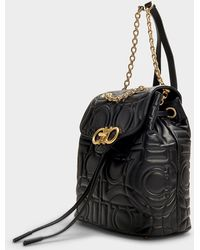 Ferragamo - Quilted Backpack - Lyst