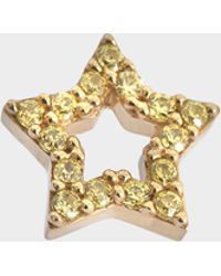 Marc Jacobs - Strass Star Single Stud - Lyst