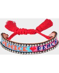 Shourouk - Venice Beach Bracelet - Lyst