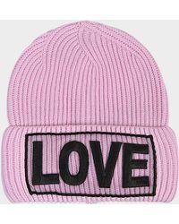 Versace - Love Bonnet - Lyst