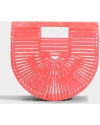 Acrylic Ark Mini Bag in Watermelon Acrylic Cult Gaia hXDPmo2