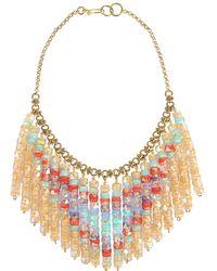 Aris Geldis | Multicoloured Necklace | Lyst