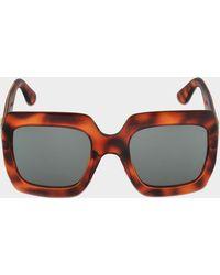 Gucci - Sunglasses Gg0053s-002 - Lyst