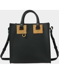 Sophie Hulme - Square Albion Tote - Lyst